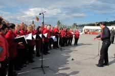 1er juin au Port Noir, Genève-2015