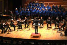 CCG avec orchestre, Victoria Hall, mai 2017