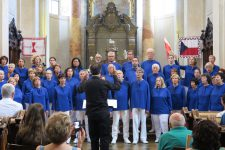 Prague-église St.Nicholas-août 2017